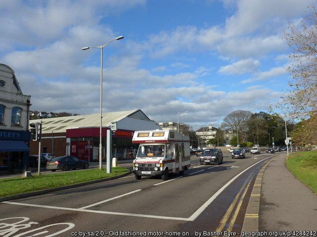 A23 at Preston Drove Junction